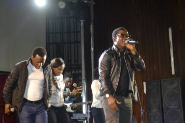 Sammie Okposo Praise Party 24