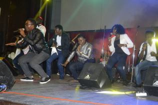 Sammie Okposo Praise Party 25