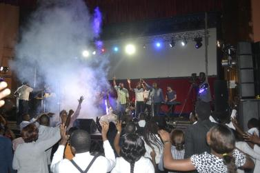Sammie Okposo Praise Party 4