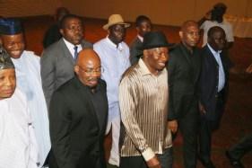 President Goodluck 2
