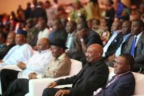 President Goodluck 3
