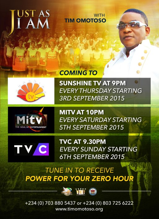 TVC, MITV & SUNSHINE FLYER