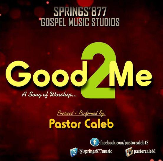 pastor caleb