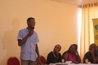 ID Cabasa Speaking at the conference