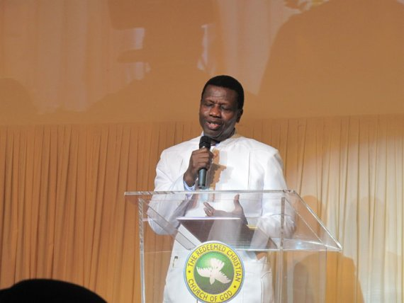 pastor Adeboye on Marriage, Ambode Commends