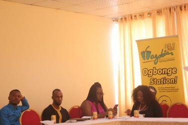 Tola Omoniyi, Alex Amos, Fola Folayan & Motunde