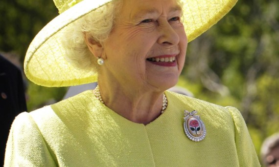 Queen Elizabeth, New book
