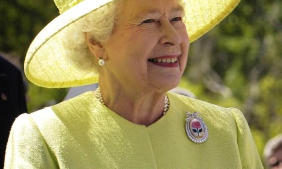 Queen Elizabeth, New book