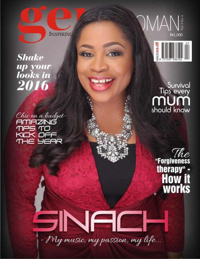 Sinach Cover