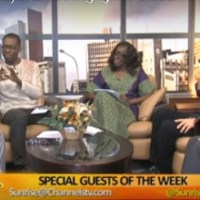 Ron Kenoly Reveals His Nigerian Name On Channels TV With Don Moen
