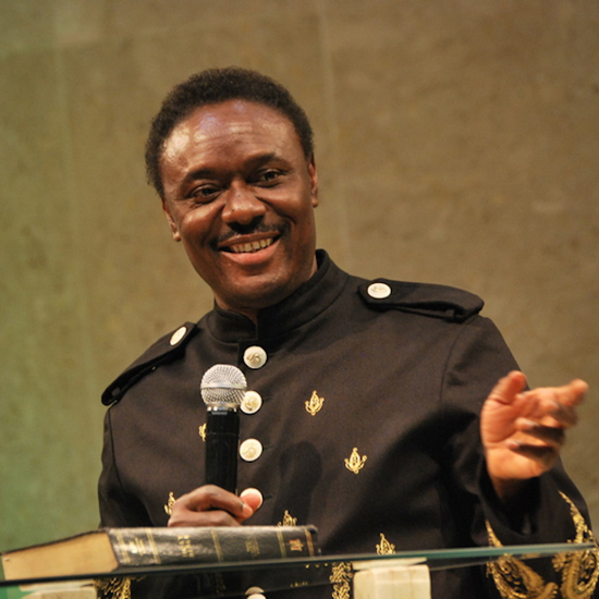 Chris Okotie