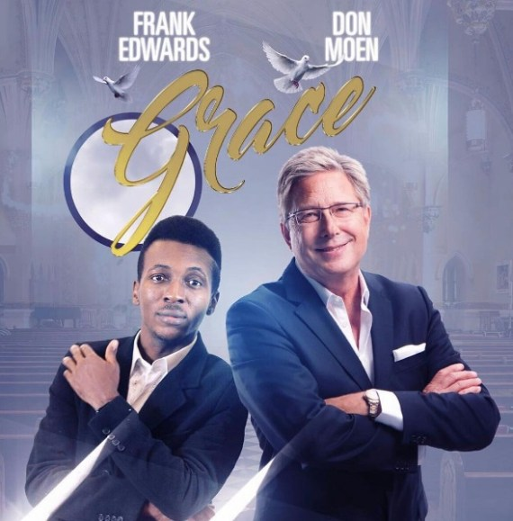 Frank Edwards and Don Moen
