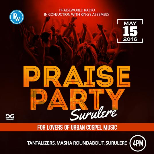 Praise Party, Surulere