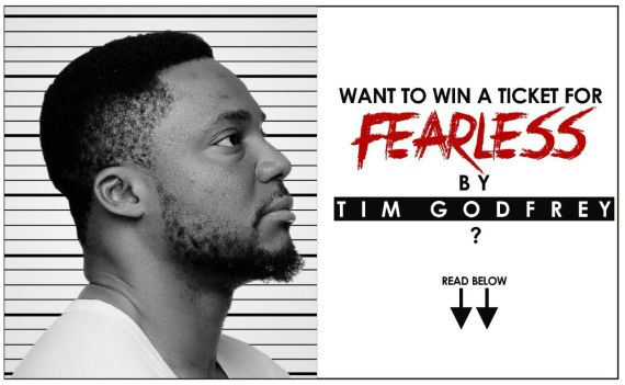 Fearless by tim godfrey