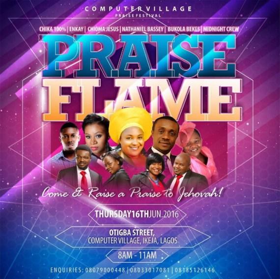 praise flame, tehila records,