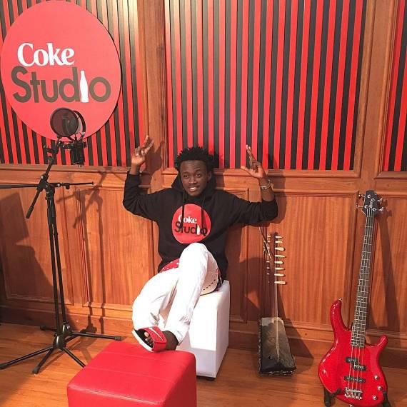 Bahati Coke Studio Africa
