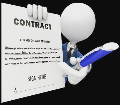 wilson joel, contract