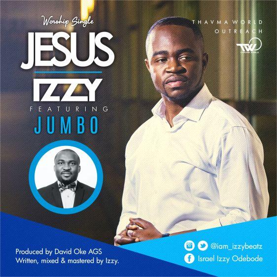 JESUS (Izzy ft. Jumbo) artwork