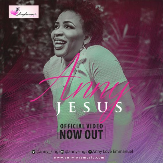 jesus-by-anny-official-video