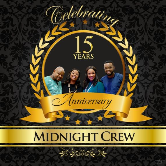 midnight crew, Shout Halleluyah