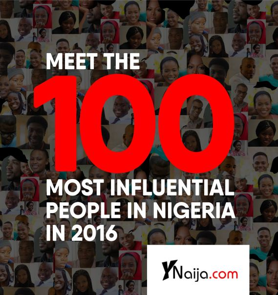 Most Influential Nigerians