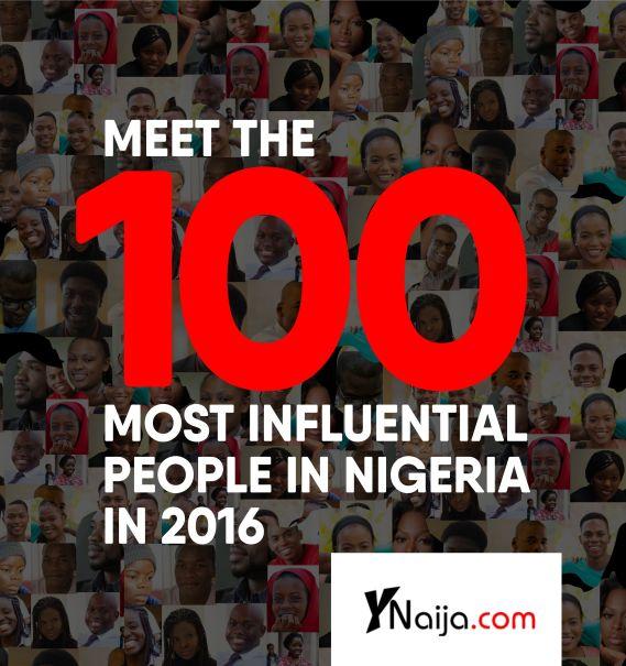 Most Influential Nigerians