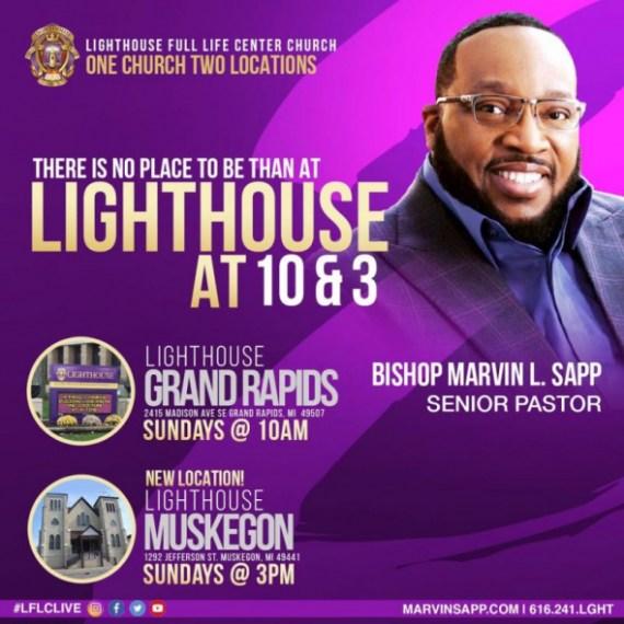 Gospel Singer Marvin Sapp