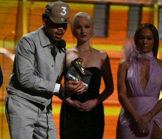 Chance The Rapper Won 3 Grammys