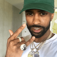 """""""God Is My Source"""" - American Rapper Big Sean Makes Statement With Hat"""