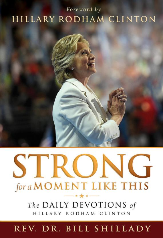 Hillary Clinton Inspired Devotional