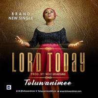 #SelahMusic: Toluwanimee | Lord Today [+ Lyrics Video] | @toluwanimee