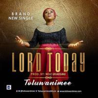 #SelahMusic: Toluwanimee | Lord Today [+ Lyrics Video] | @toluwanimee