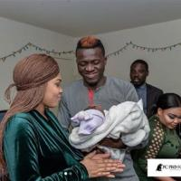 Photos From The Naming Ceremony Of Comedian Akpororo's Twins