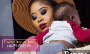 Benita Okojie Talks Motherhood As She Covers FabMumNG's June Issue!