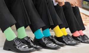 Church Clothes: Don't Let Your Formal Attire Suck Because Of Socks!