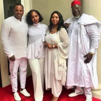 Bishop TD Jakes' Nigerian Native Attires Connected To His Igbo Root?