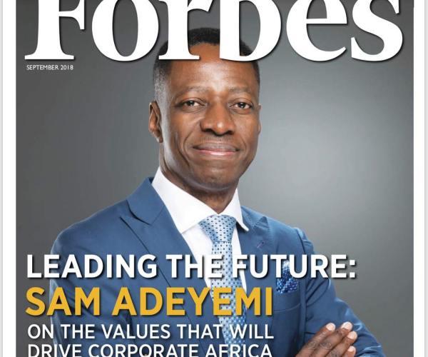 Sam Adeyemi Forbes