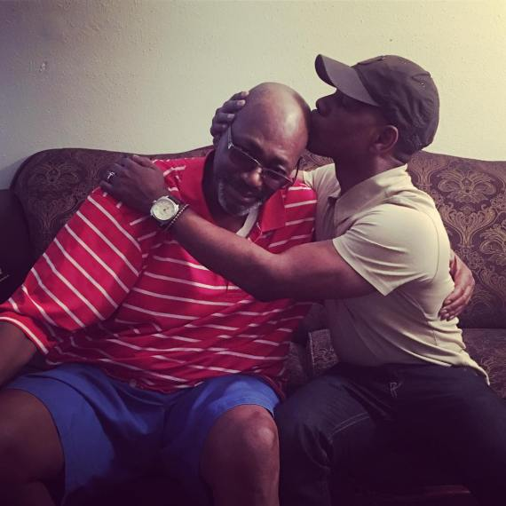 Kirk Franklin Forgives Father