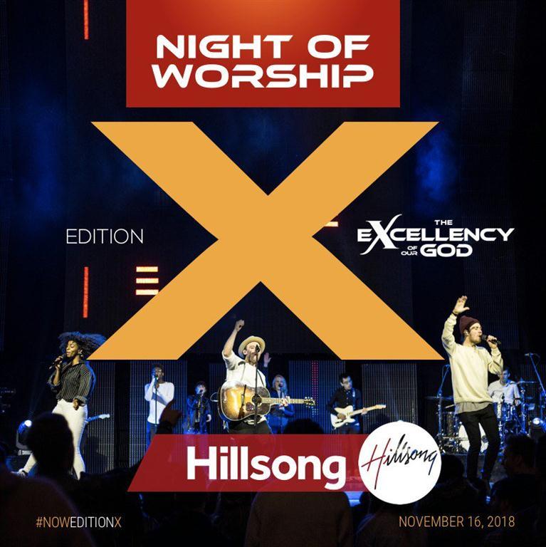 Christian Group Hillsong Is Coming To Nigeria For The First Time!