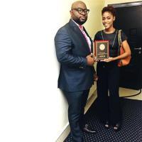 Wilson Joel Honoured By CFAA As Best Inspirational Music Producer!