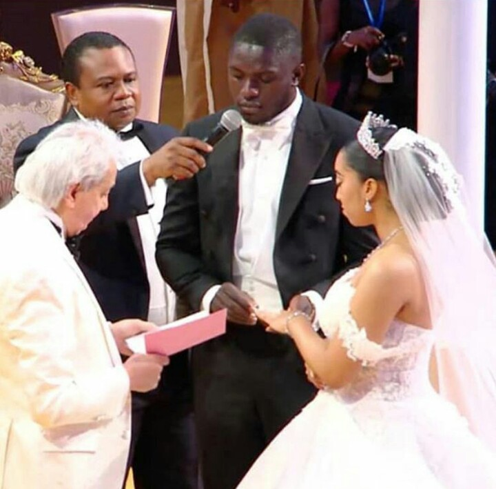 PHOTOS] Carissa Sharon Church Wedding: Benny Hinn, Idahosa