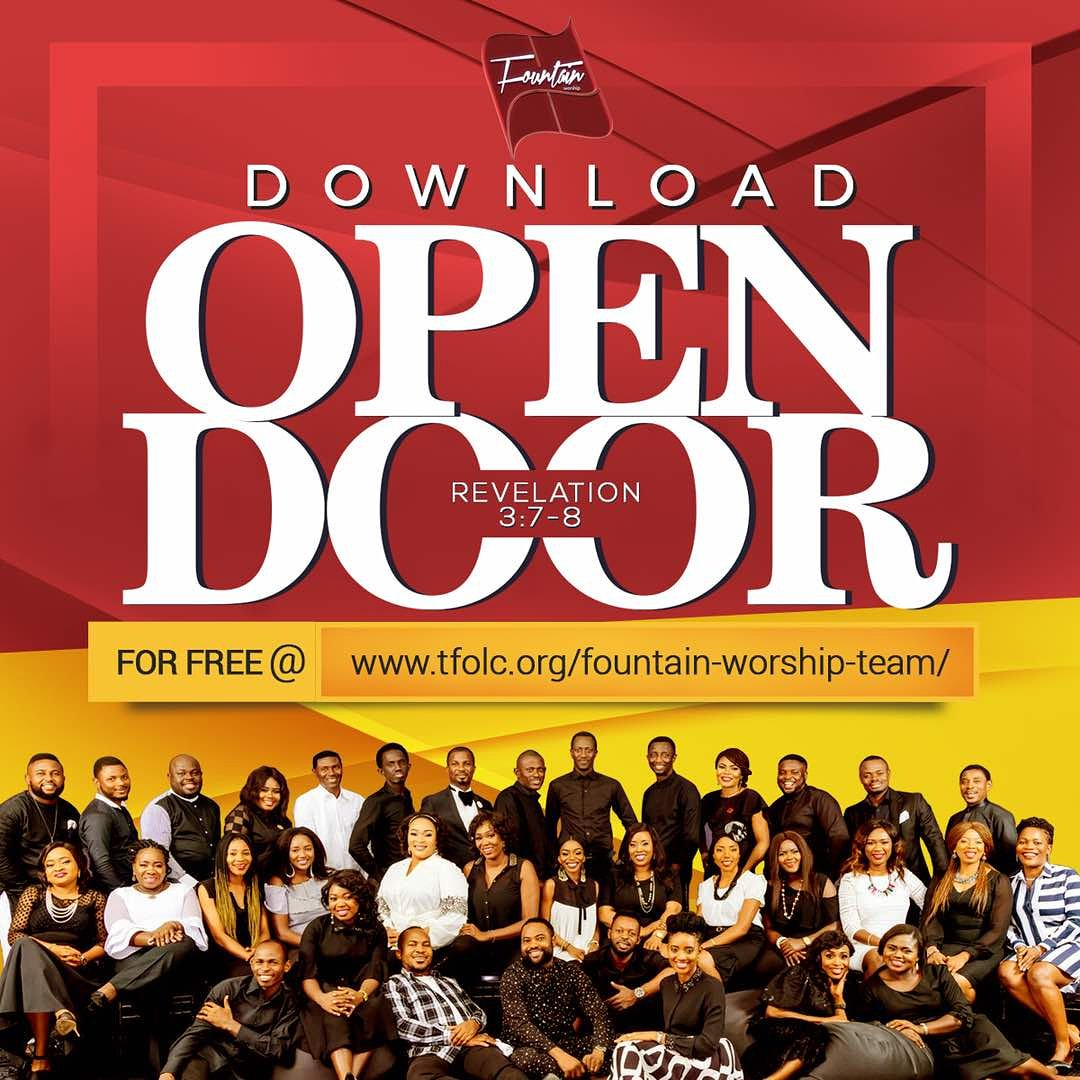 "Fountain Of Life Church Releases Debut Album ""Open Door"" With Concert"