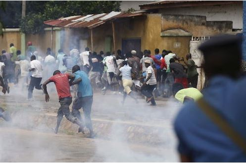 55 Dead After Christian & Muslim Youths Clash In Kaduna Over Market Dispute