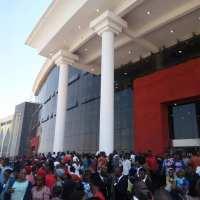 "Dunamis International Christian Center Dedicates World's Largest Church Auditorium - ""Glory Dome"""