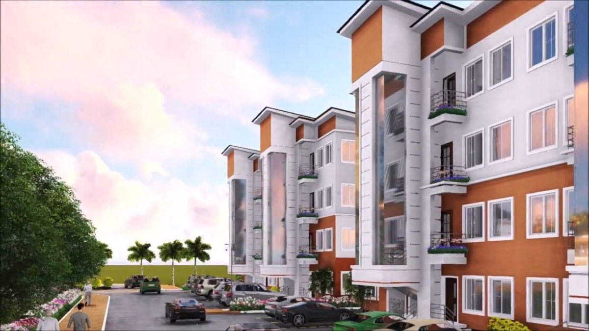 Bishop Oyedepo Opens Largest Housing Estate In Africa - Canaan City
