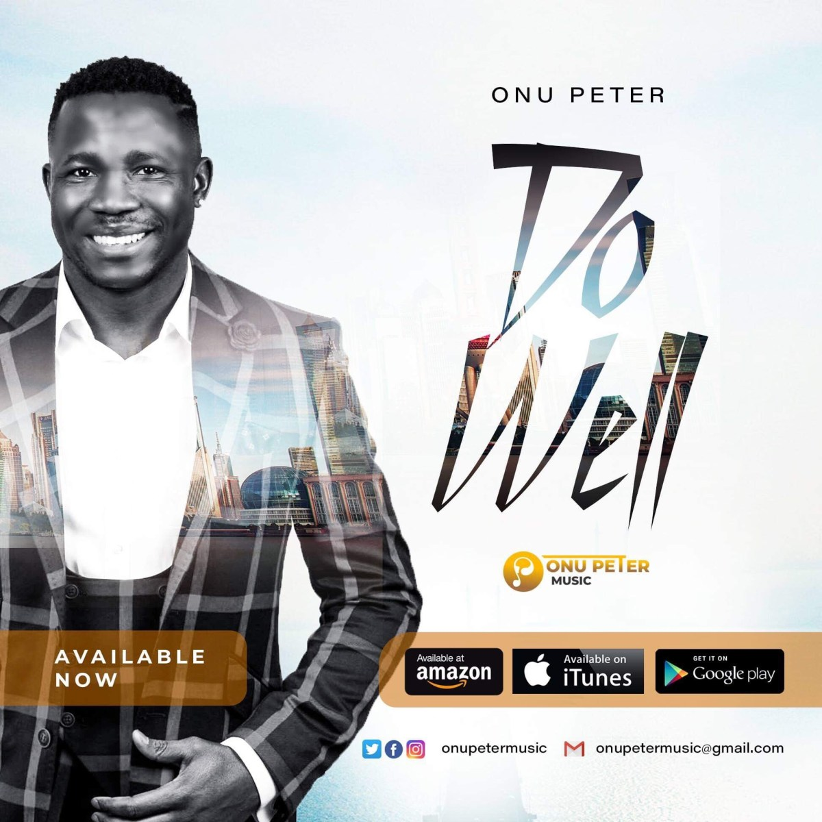 #SelahMusicVid: Onu Peter | Do Well [+ Audio] | @onupetermusic