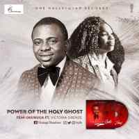 Lyrics Video: Femi Okunuga | Power Of The Holy Ghost | Feat. Victoria Orenze [@finjife]