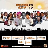 "Nathaniel Bassey, Tope Alabi & More Gears Up For ""Praise In The City 2019"""