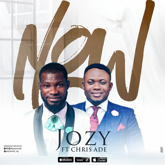 Jozy   Now   Feat. Chris Ade