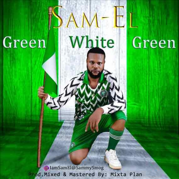 Sam EL | Green White Green